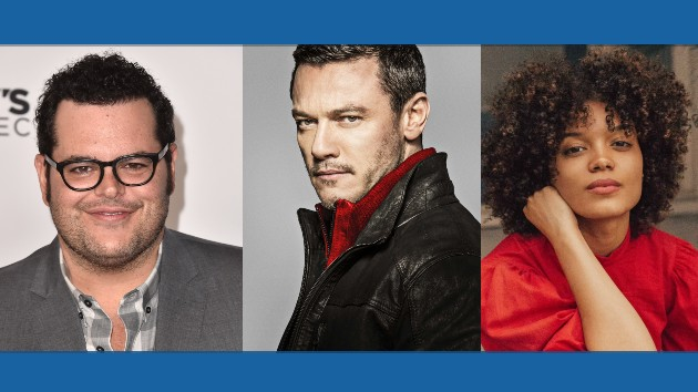 'Beauty and the Beast' stars Luke Evans and Josh Gad reuniting for limited musical series for Disney+