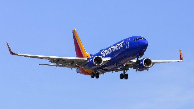 Southwest Airlines flights grounded due to 'technical issues'