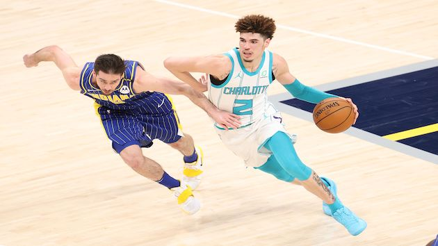 Hornets Ball Named NBA Rookie of the Year