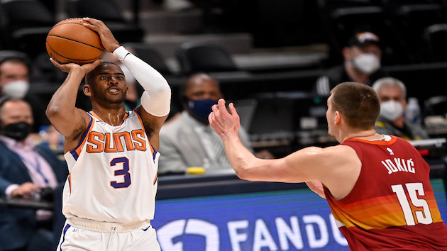 Phoenix Star Chris Paul place in NBA health and safety protocols