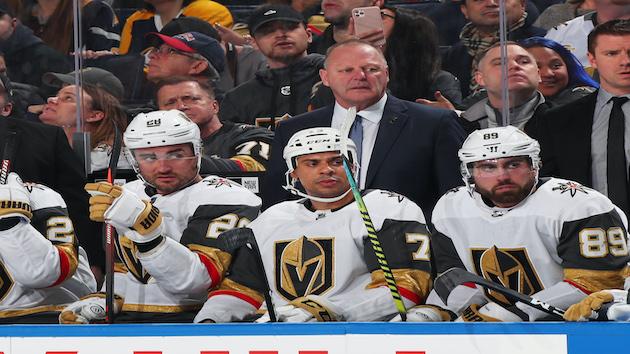 NY Rangers hire Gallant as head coach