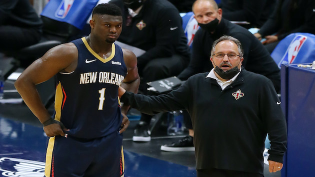 Pelicans head coach Stan Van Gundy out after one year