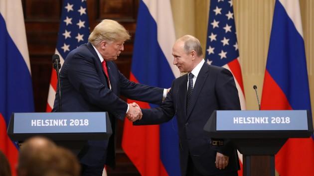 Still a summit secret: What happened in Helsinki between Putin and Trump?