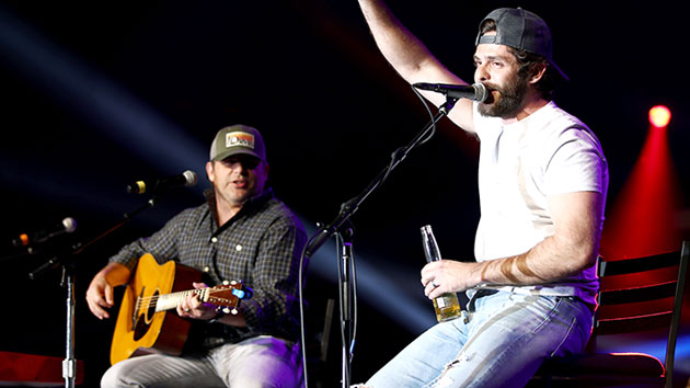 Thomas Rhett's bond with his dad, Rhett Akins, is extra special because of their shared love of songwriting