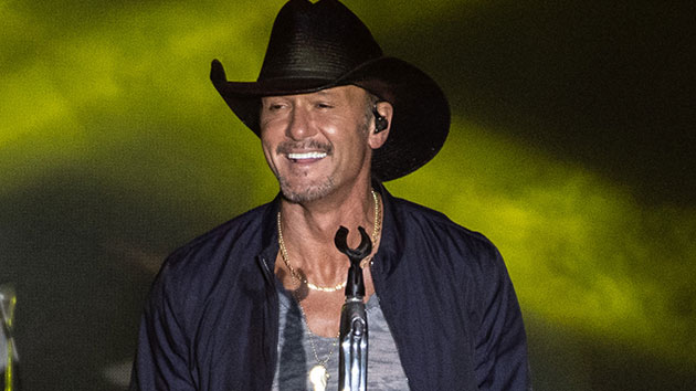 Proud Pop: Tim McGraw sweetly shouts out daughter Maggie as she graduates from Stanford
