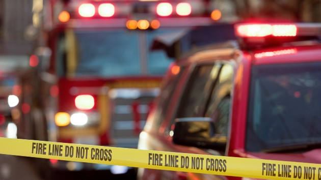 Firefighters injured in massive chemical plant fire