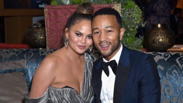 "John Legend says Chrissy Teigen is ""doing great"" amid scandal"