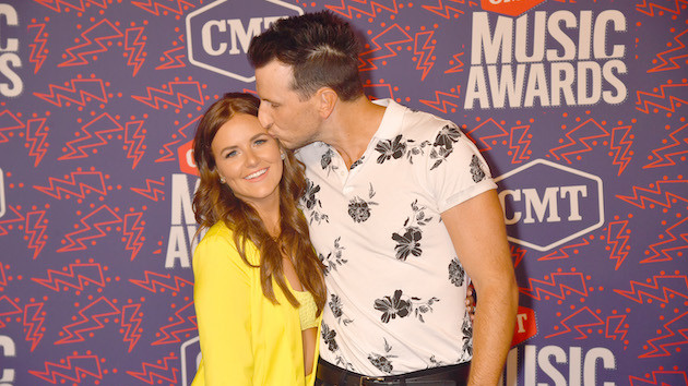 """For Russell Dickerson, stardom doesn't hold a candle to dad life: """"It's not better than this baby"""""""
