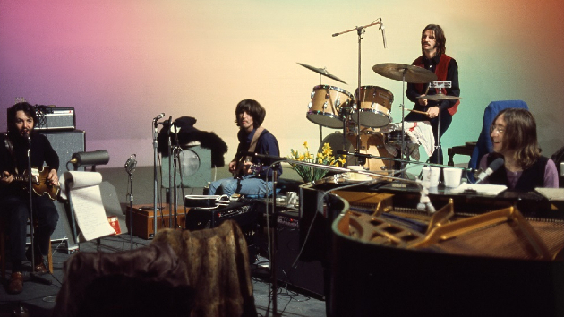 The Beatles documentary 'Get Back' to premiere as three-part event on Disney+ this November