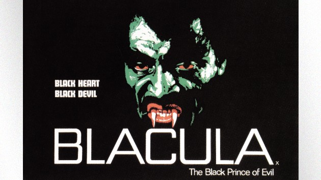 MGM to reboot horror classic 'Blacula'