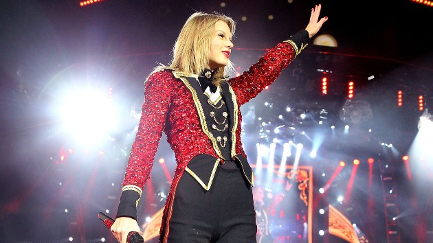 Surprise, Swifties: Taylor Swift's next re-recording is 'Red' — with 30 songs!