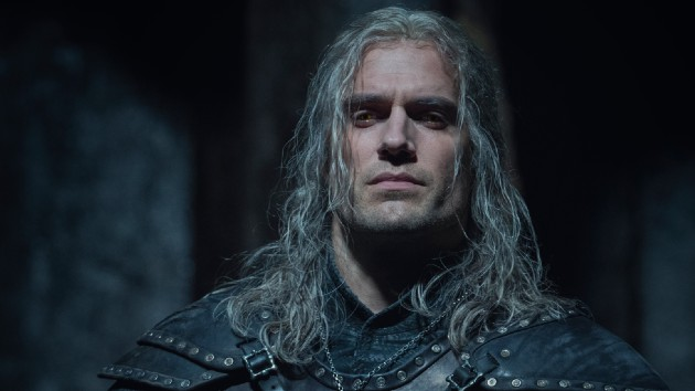 Henry Cavill teases fans — and tests their eyesight — with glimpse of second season of 'The Witcher'