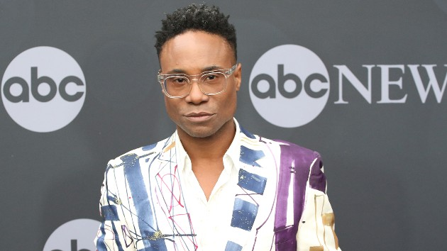 Billy Porter says the theater industry marginalized him for being Black and queer