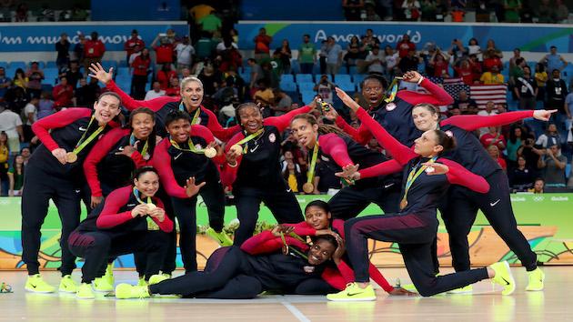USA Women's Olympic basketball team announced