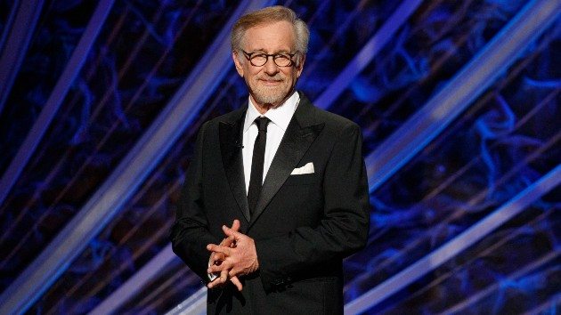 Steven Spielberg's production company inks deal with Netflix