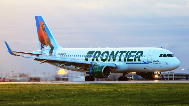Frontier Airlines making passengers pay 'Covid Recovery' surcharge