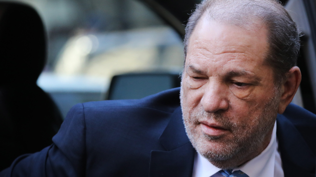 Harvey Weinstein indicted in Los Angeles on charges he sexually assaulted 5 women