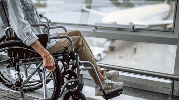 Airlines keep losing and damaging wheelchairs at an alarming rate