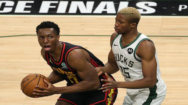 Atlanta Hawks rookie Okongwu has shoulder surgery, out six months