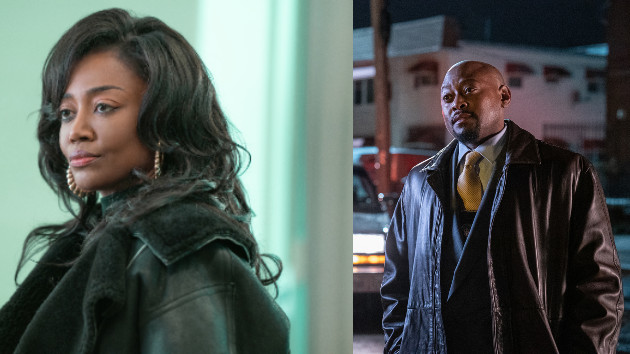 Patina Miller and Omar Epps explain why 'Power Book III: Kanan' was the perfect series for them to join