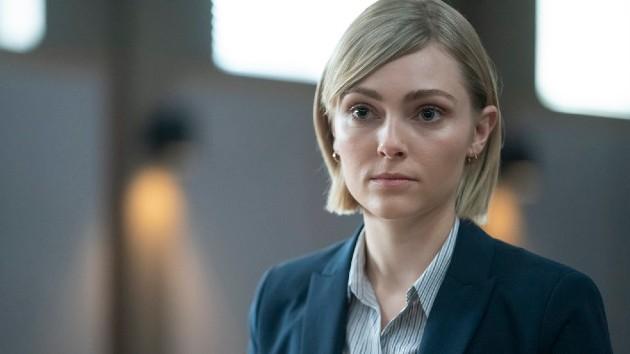 AnnaSophia Robb talks playing real-life prosecutor in Peacock's true crime series, 'Dr. Death'