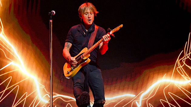 Keith Urban made a surprise appearance during the Tokyo Olympics opening ceremony