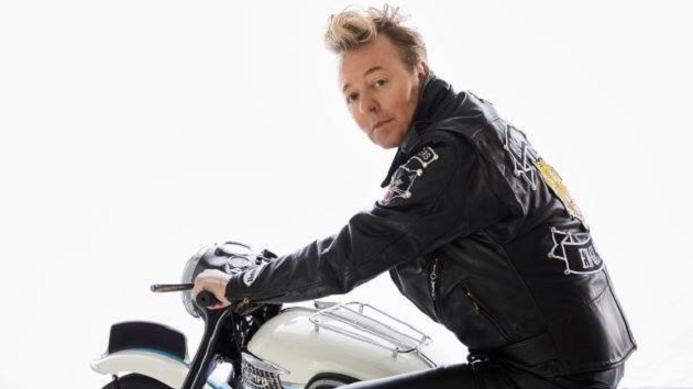 """Check out Stray Cats frontman Brian Setzer's new surf-rock-flavored solo single, """"Smash Up On Highway One"""""""