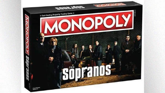 Bada Bing! 'Monopoly: The Sopranos Edition' is here