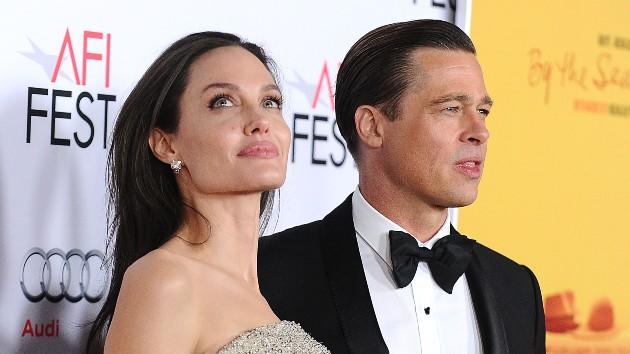 Judge in Brad Pitt and Angelina Jolie divorce case dismissed