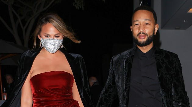 """Chrissy Teigen thanks fans for sending the """"most amazing"""" condolences after loss of baby Jack"""