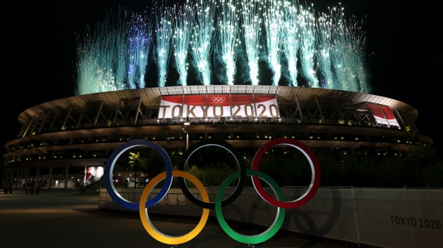 Key moments from the Olympic Games: Day 1