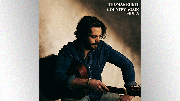 "Thomas Rhett hopes to apply the ""Country Again"" mindset to his life"