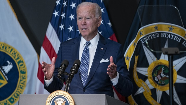 Biden: Requirement for all federal employees to get vaccine 'under consideration'
