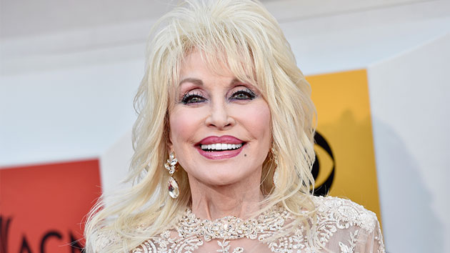 """Dolly Parton sparkles in new song, """"Sent from Above"""""""