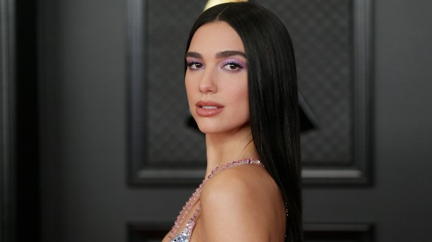 """Dua Lipa says she's """"surprised and horrified"""" by DaBaby's recent homophobic comments"""