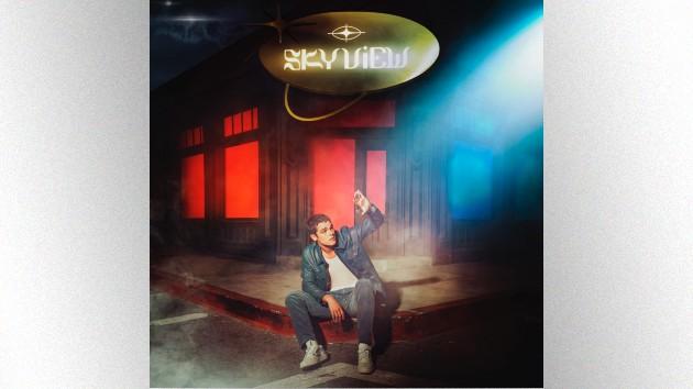 AJ Mitchell announces debut album, 'Skyview,' out September 10
