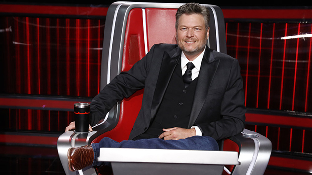 Blake Shelton gathers 'round the campfire with 'The Voice' coaches in new promo video