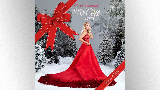 Christmas in July: Carrie Underwood announces 'My Gift (Special Edition)'