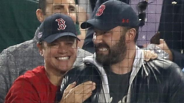 "Matt Damon ""so happy"" for buddy Ben Affleck as Bennifer 2.0 goes public"
