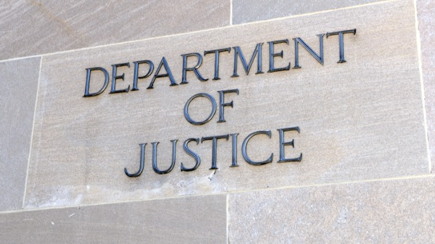 Justice Department says former Trump DOJ officials can testify in congressional Jan. 6 probe