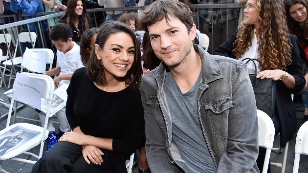 Ashton Kutcher, Mila Kunis shock internet over their not-so-daily shower habits