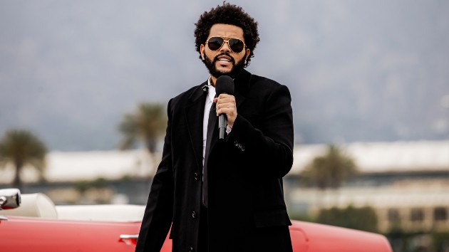 The Weeknd to receive Quincy Jones Humanitarian Award at inaugural Music In Action Awards