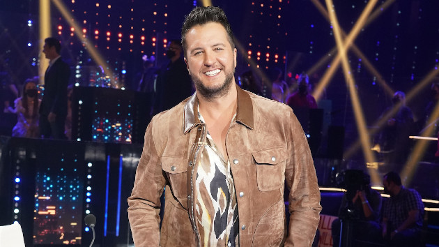 """'My Dirt Road Diary': Luke Bryan's docu-series is about """"the American dream unfolding"""""""