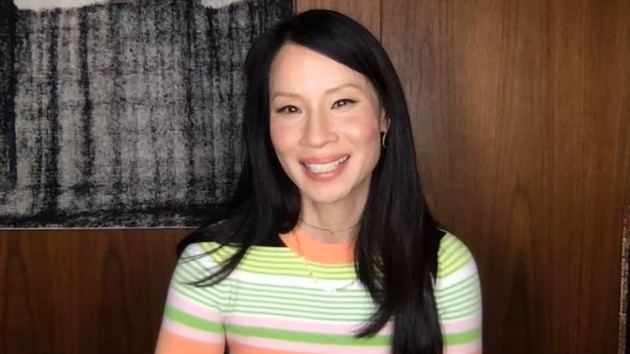"""Lucy Liu addresses rumors she """"stood up"""" to Bill Murray on 'Charlie's Angels' set"""