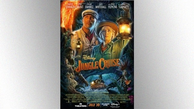 """Hear two new versions of Metallica's """"Nothing Else Matters"""" from Disney's 'Jungle Cruise' soundtrack"""