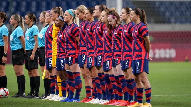 Missy Park makes $1M contribution to support USWNT and its fight for equal pay