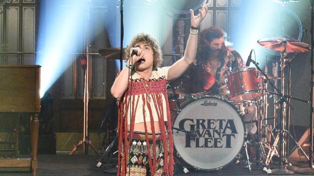 Greta Van Fleet scores huge sales boost from viral TikTok trend making fun of Josh Kiszka