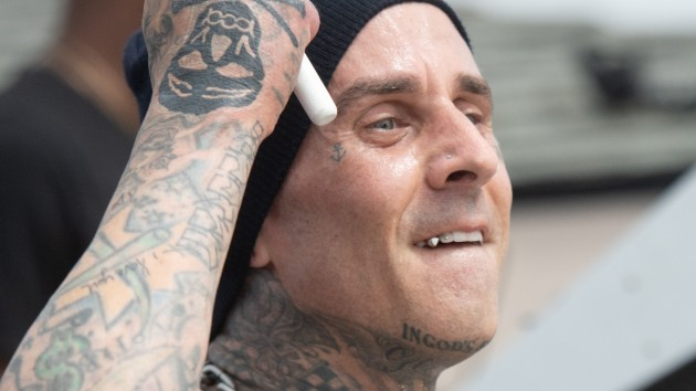 Travis Barker spent $8,000 to get a skull put on his tooth