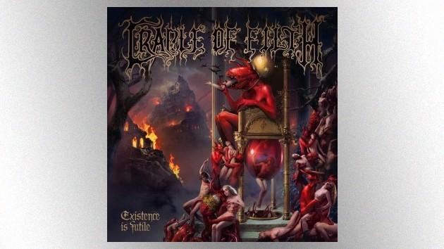 Cradle of Filth announce new album, 'Existence Is Futile '