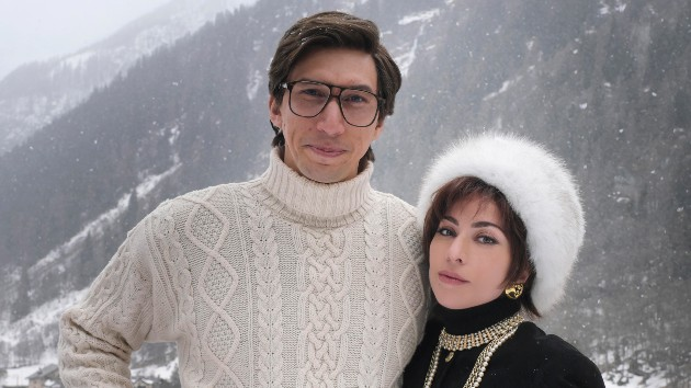 Check out Adam Driver, Lady Gaga and Jared Leto in the trailer for Ridley Scott's 'House of Gucci'